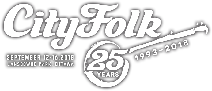 City Folk 2018 Logo