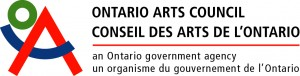Ontario Arts Council - Conseil des Arts de L'Ontario: an Ontario government agency / un organisme du gouvernement de l'Ontario