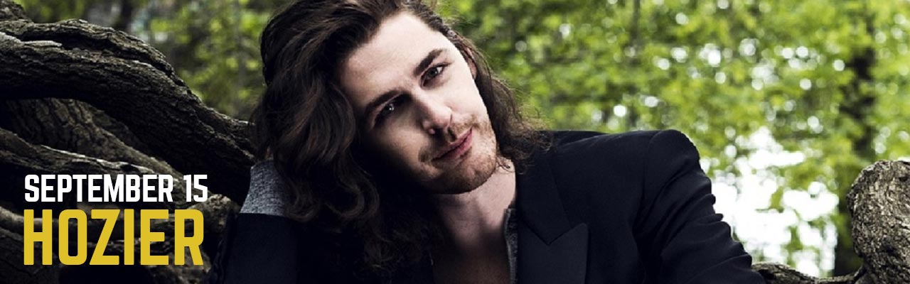 September 15: Hozier