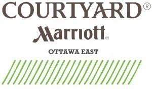 Courtyard Mariott Ottawa East Logo