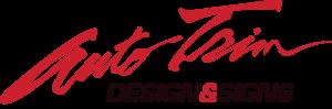 Auto Trim Designs & Signs Logo
