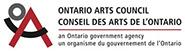 Ontario Arts Council / Conseil des Arts de L'Ontarioa