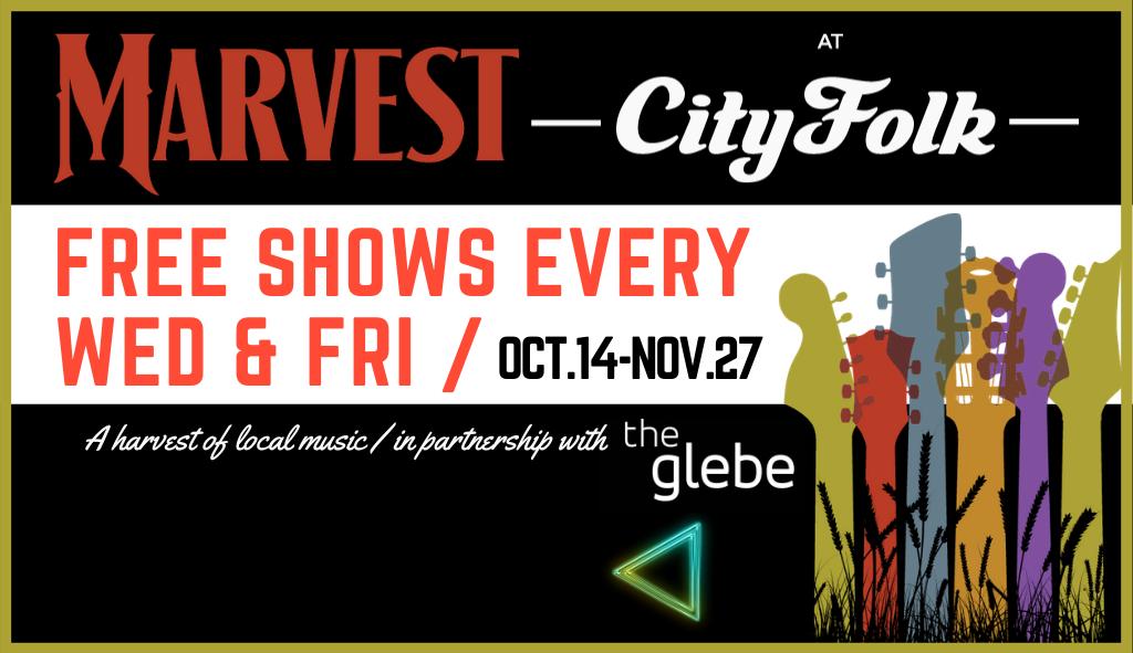 Marvest at CityFolk